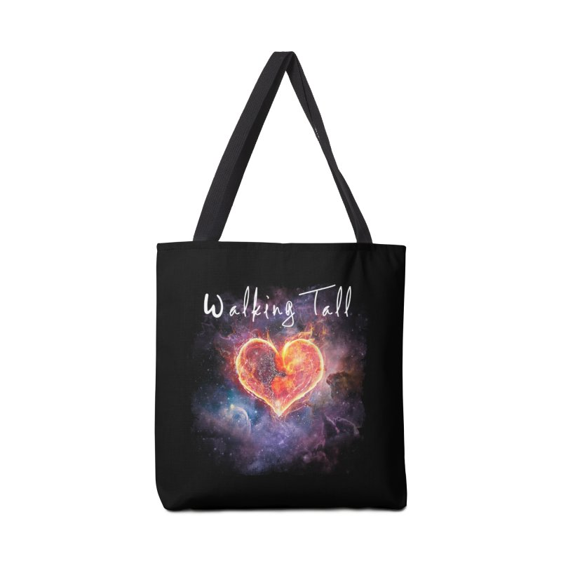 Universal Love Accessories Tote Bag Bag by Walking Tall - Band Merch Shop
