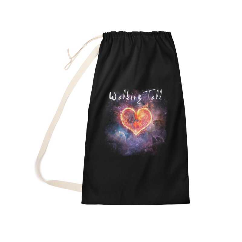 Universal Love Accessories Laundry Bag Bag by Walking Tall - Band Merch Shop