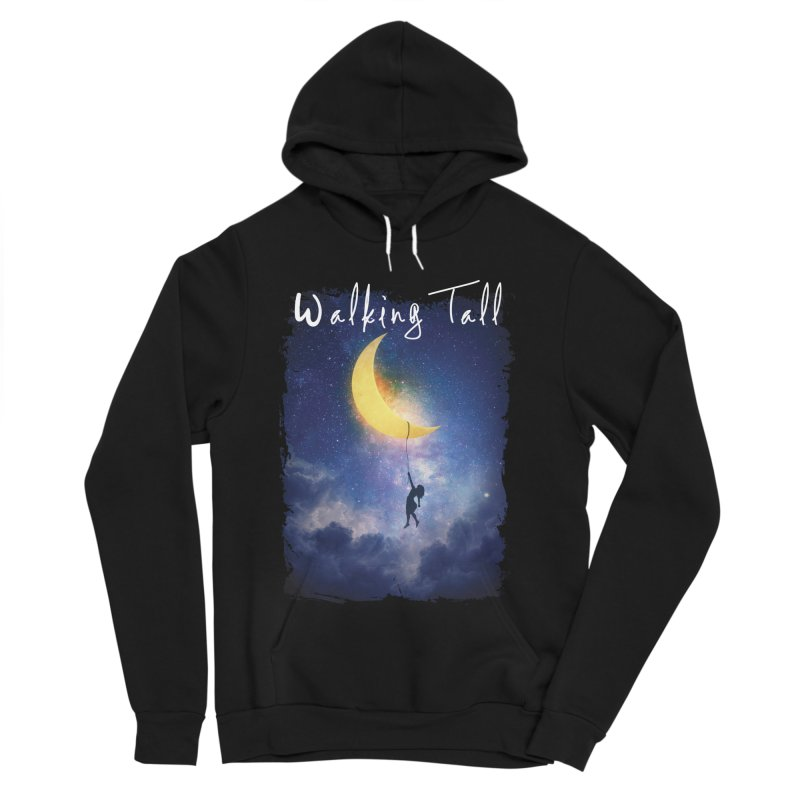 Moon And The Stars Women's Sponge Fleece Pullover Hoody by Walking Tall - Band Merch Shop
