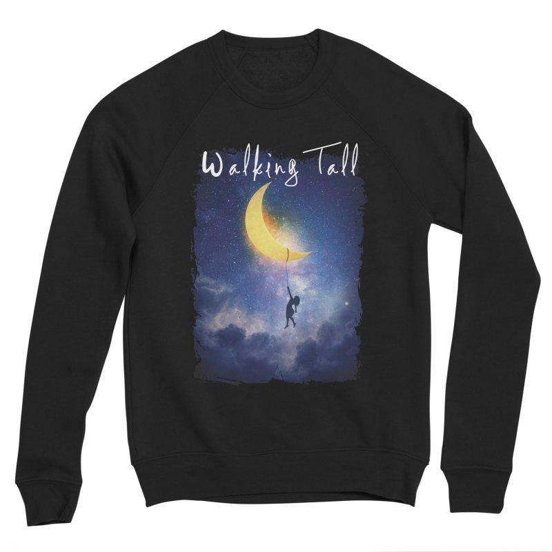 Moon And The Stars Men's Sponge Fleece Sweatshirt by Walking Tall - Band Merch Shop