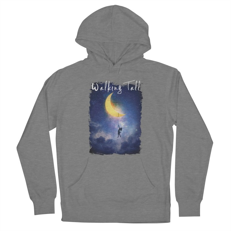 Moon And The Stars Women's Pullover Hoody by Walking Tall - Band Merch Shop