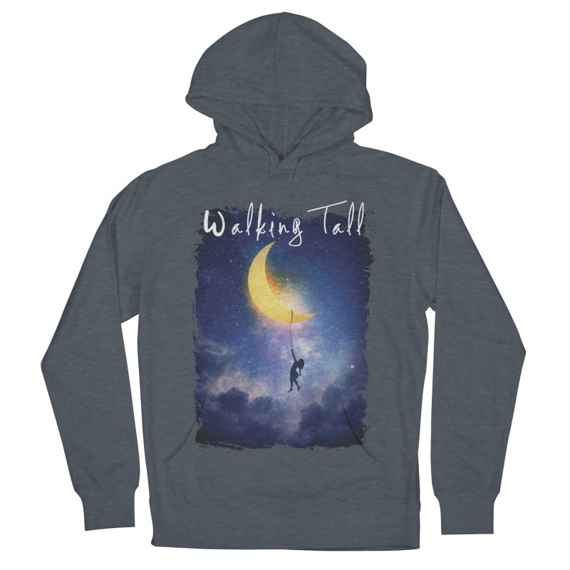 Moon And The Stars Women's French Terry Pullover Hoody by Walking Tall - Band Merch Shop