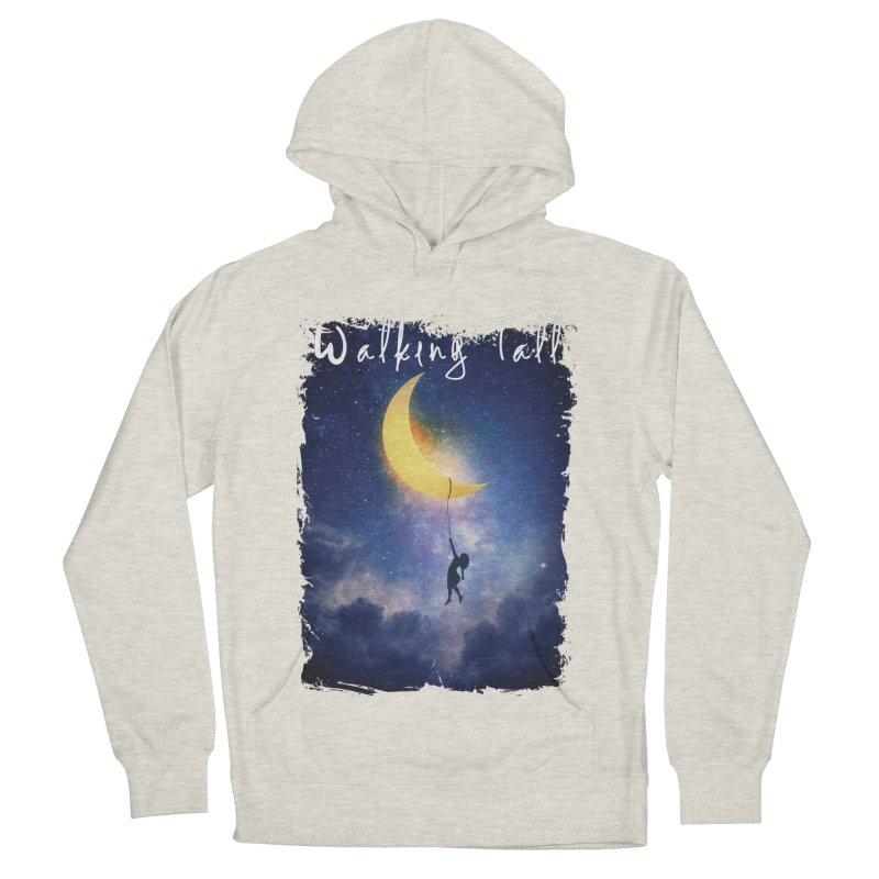 Moon And The Stars Men's French Terry Pullover Hoody by Walking Tall - Band Merch Shop