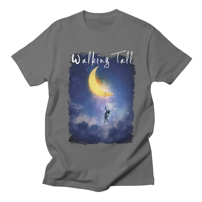 Moon And The Stars Men's T-Shirt by Walking Tall - Band Merch Shop