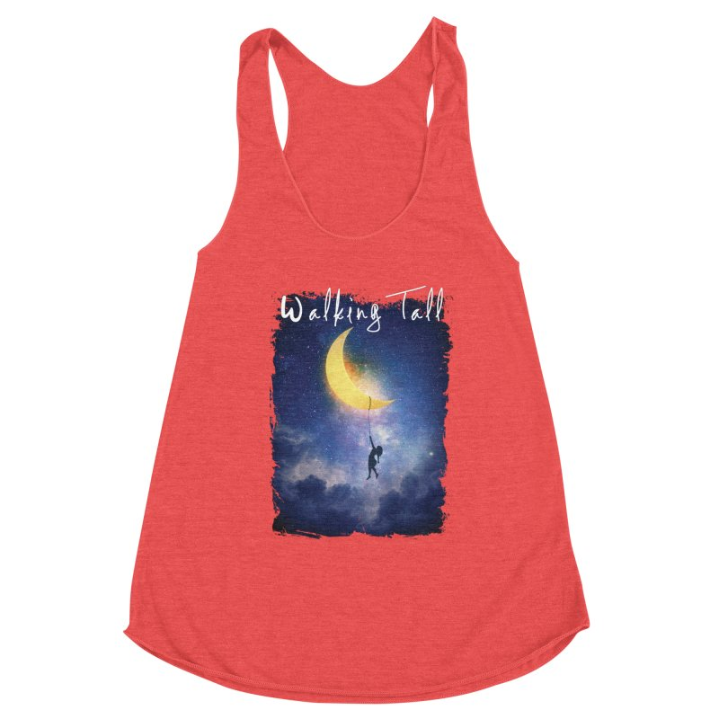 Moon And The Stars Women's Tank by Walking Tall - Band Merch Shop