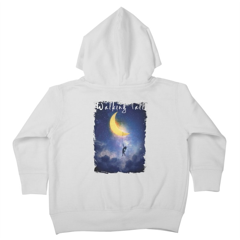 Moon And The Stars Kids Toddler Zip-Up Hoody by Walking Tall - Band Merch Shop
