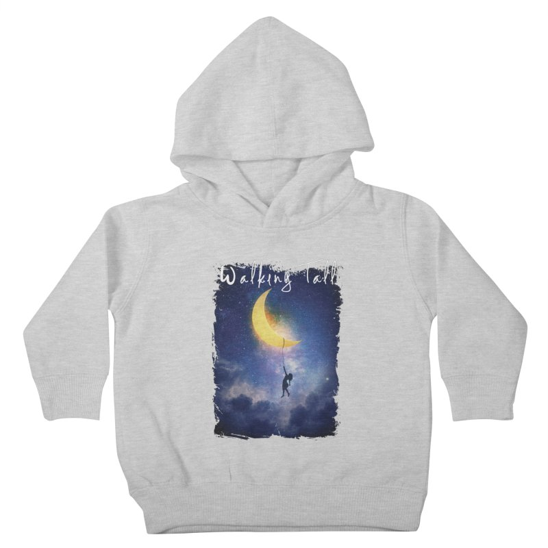 Moon And The Stars Kids Toddler Pullover Hoody by Walking Tall - Band Merch Shop