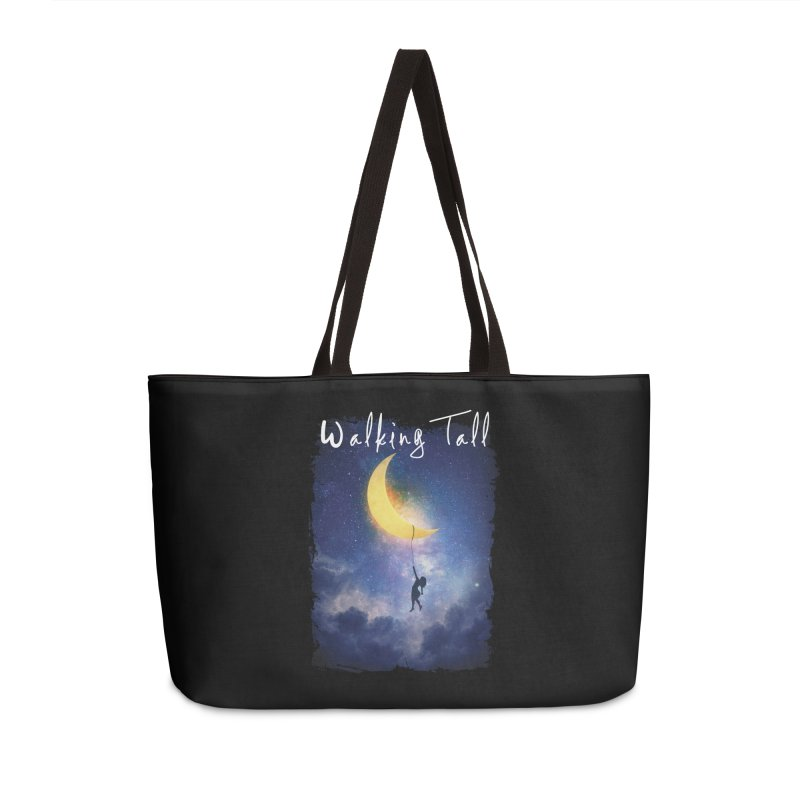 Moon And The Stars Accessories Weekender Bag Bag by Walking Tall - Band Merch Shop