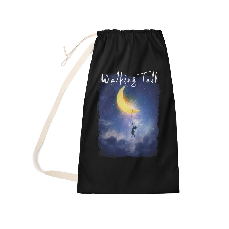 Moon And The Stars Accessories Laundry Bag Bag by Walking Tall - Band Merch Shop