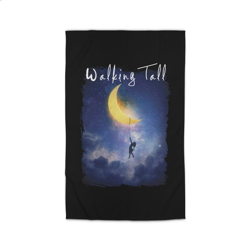 Moon And The Stars Home Rug by Walking Tall - Band Merch Shop