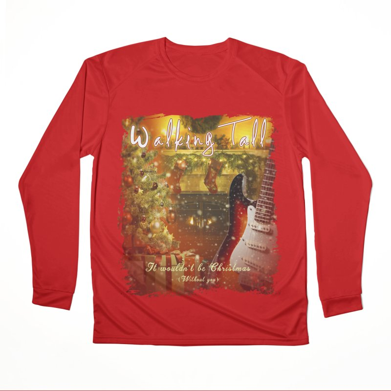 It Wouldn't Be Christmas (Without You) Men's Performance Longsleeve T-Shirt by Walking Tall - Band Merch Shop