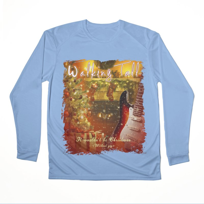 It Wouldn't Be Christmas (Without You) Women's Longsleeve T-Shirt by Walking Tall - Band Merch Shop