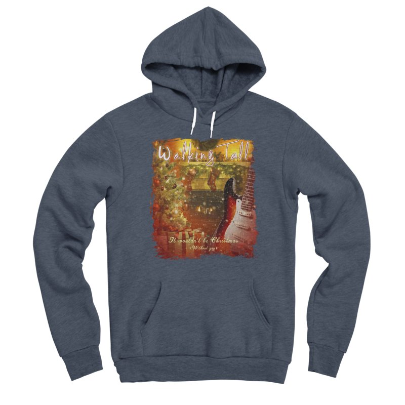 It Wouldn't Be Christmas (Without You) Women's Sponge Fleece Pullover Hoody by Walking Tall - Band Merch Shop