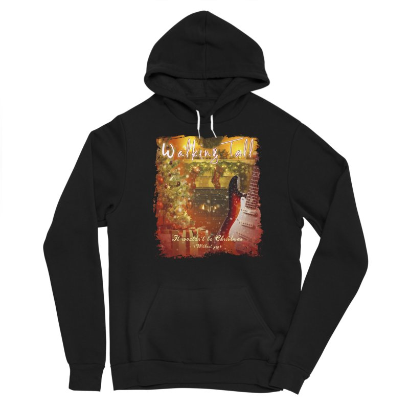 It Wouldn't Be Christmas (Without You) Men's Sponge Fleece Pullover Hoody by Walking Tall - Band Merch Shop
