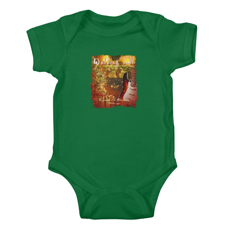 It Wouldn't Be Christmas (Without You) Kids Baby Bodysuit by Walking Tall - Band Merch Shop