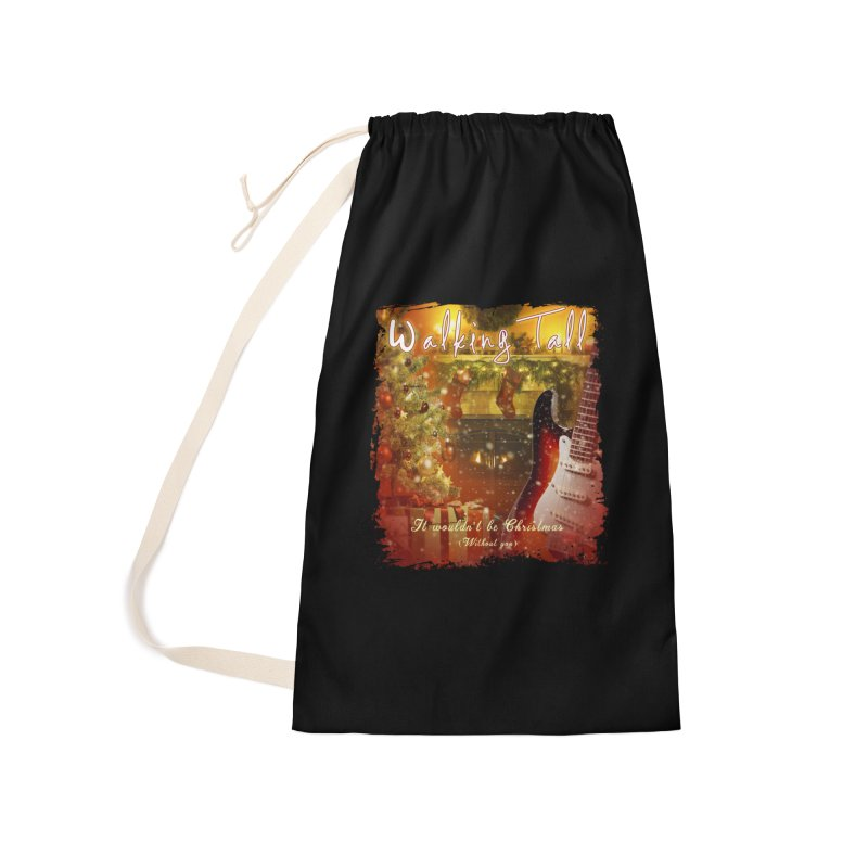 It Wouldn't Be Christmas (Without You) Accessories Laundry Bag Bag by Walking Tall - Band Merch Shop