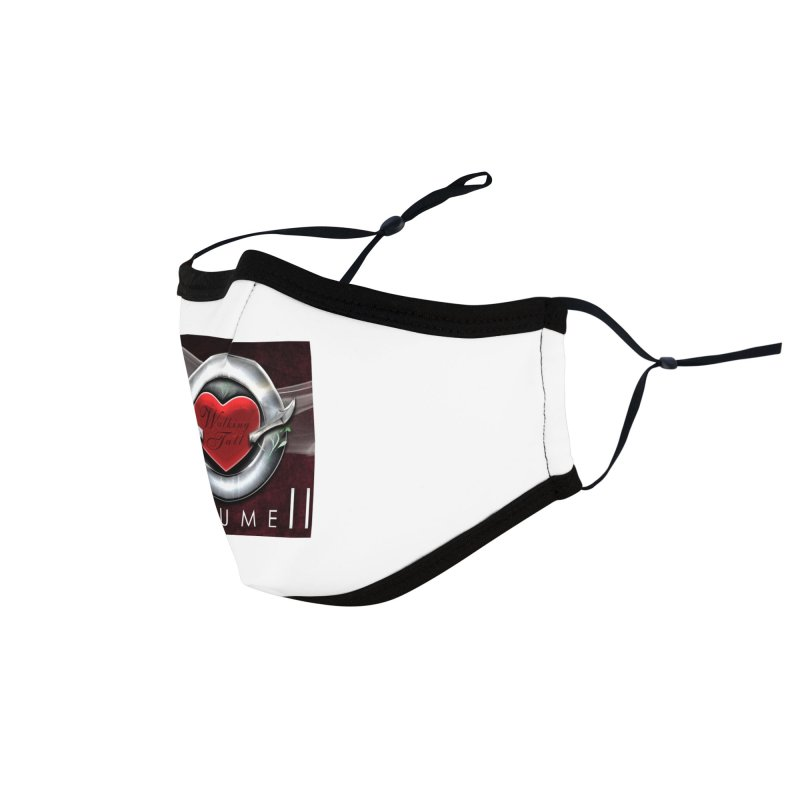 Walking Tall Volume II Accessories Face Mask by Walking Tall - Band Merch Shop