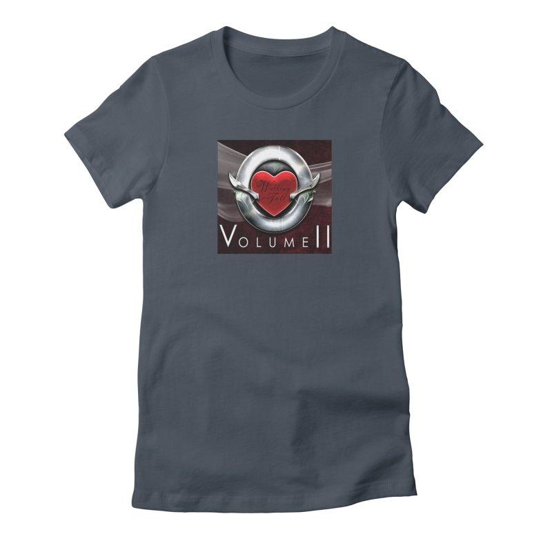 Walking Tall Volume II Women's T-Shirt by Walking Tall - Band Merch Shop