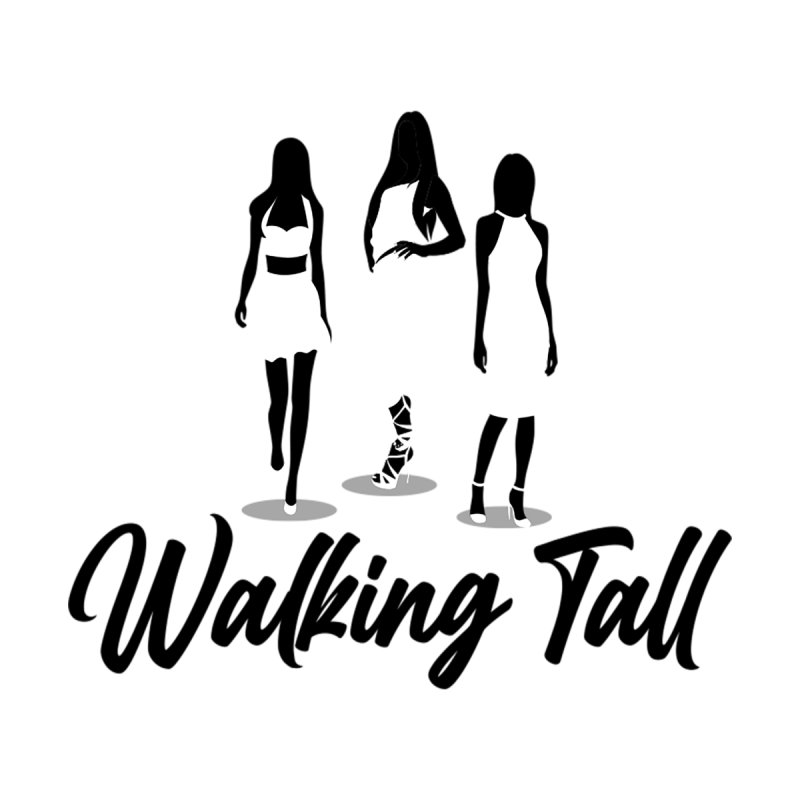 Ladies_Enlarged_Photo_Lifestyle_Brand_ForGirls Accessories Neck Gaiter by Walking Tall - Band Merch Shop
