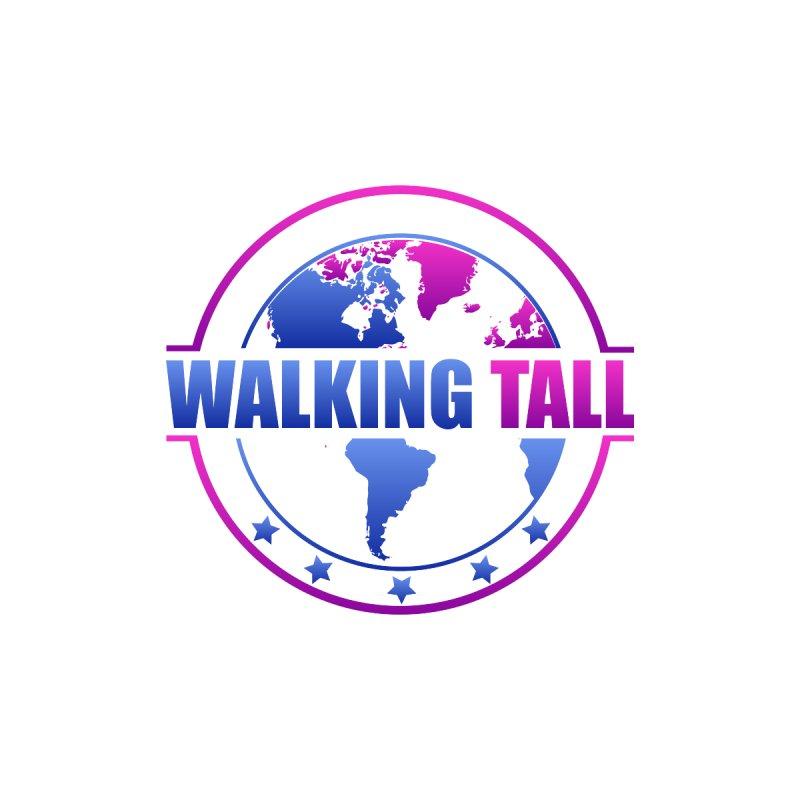Walking Tall - Global WT Brand Accessories Sticker by Walking Tall - Band Merch Shop