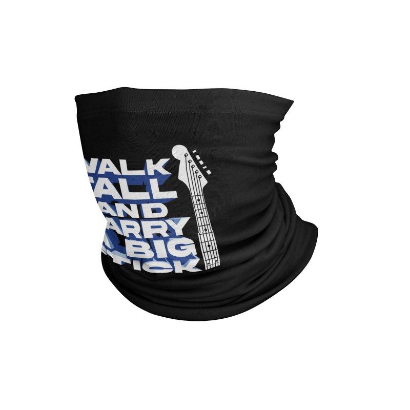 Musicians T-Shirt:WalkTall Accessories Neck Gaiter by Walking Tall - Band Merch Shop