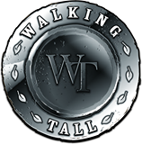 Walking Tall - Band Merch Shop Logo