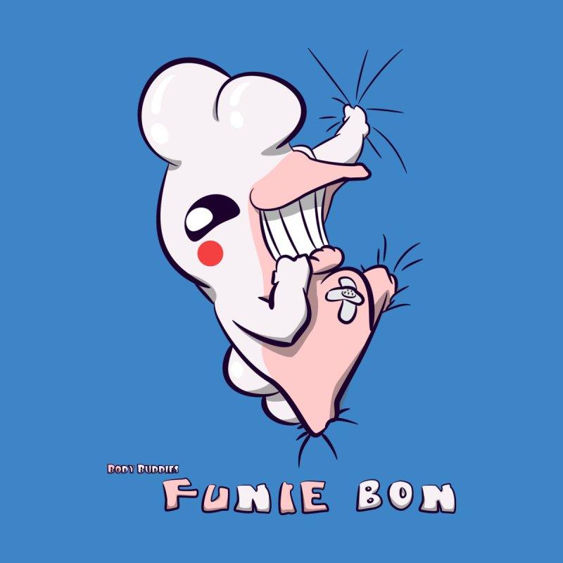 Body Buddies// Funie Bon Men's Tank by Wally's Shirt Shop