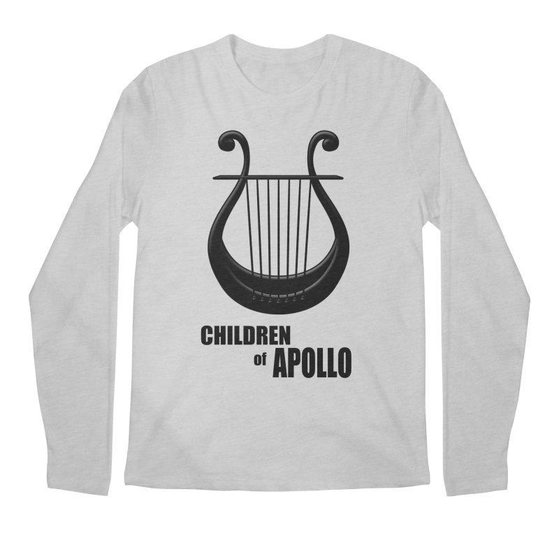 Apollonian Men's Longsleeve T-Shirt by Wally's Shirt Shop