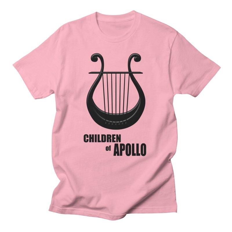 Apollonian Men's T-Shirt by Wally's Shirt Shop