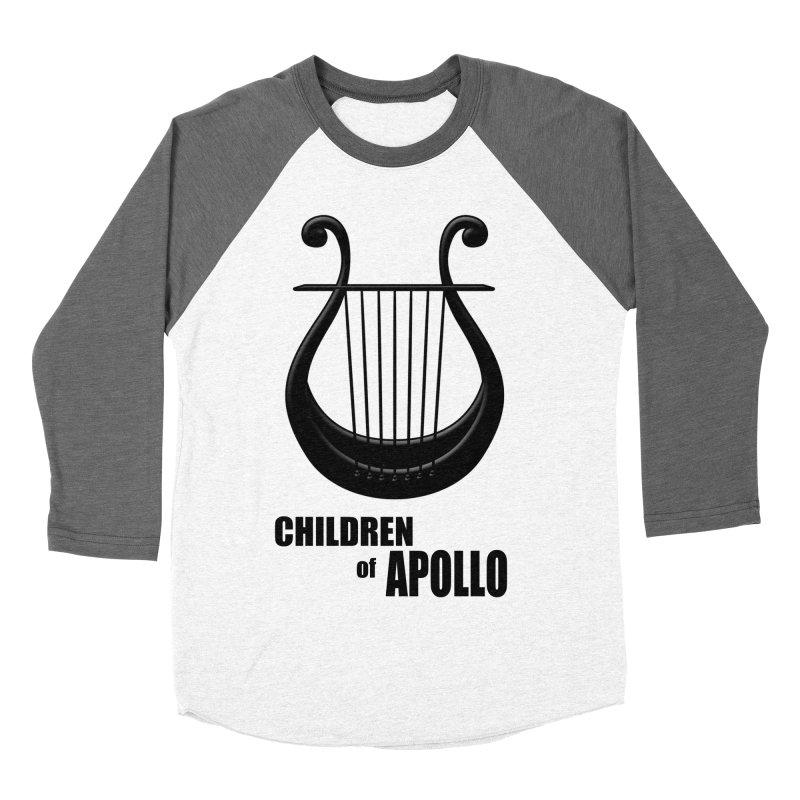 Apollonian Men's Baseball Triblend T-Shirt by Wally's Shirt Shop
