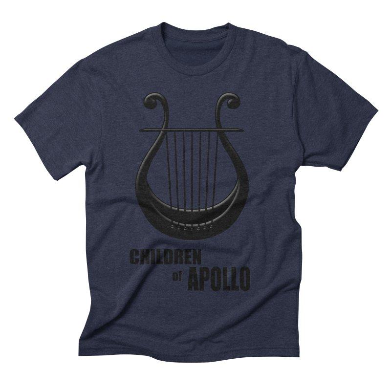 Apollonian Men's Triblend T-shirt by Wally's Shirt Shop