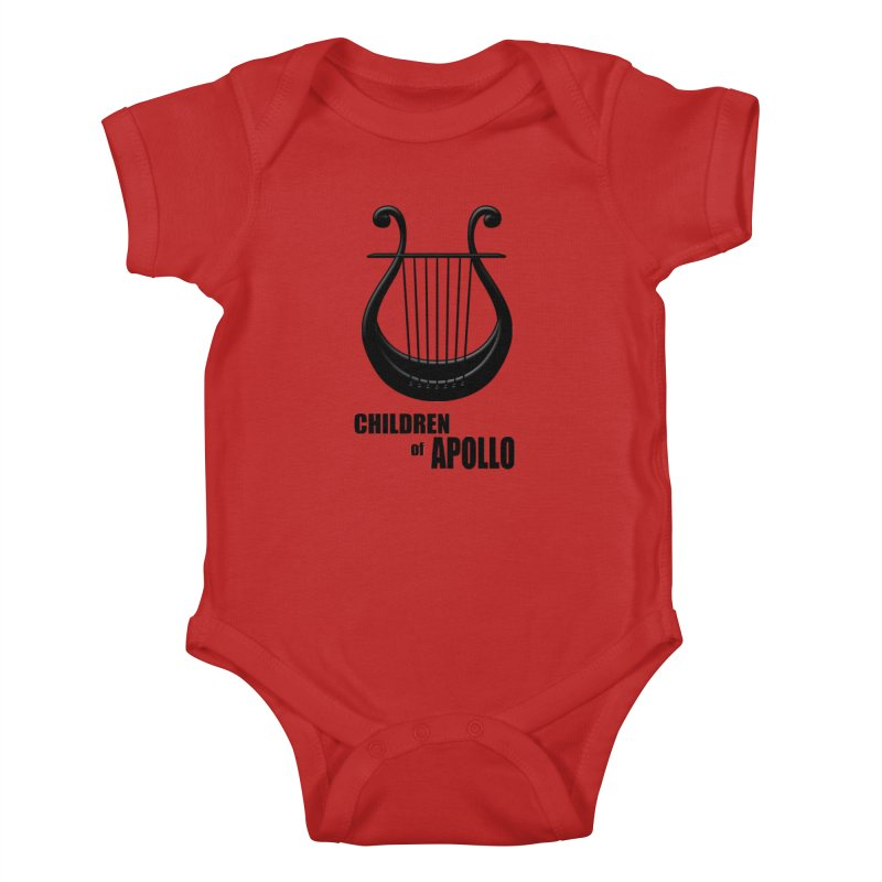 Apollonian Kids Baby Bodysuit by Wally's Shirt Shop