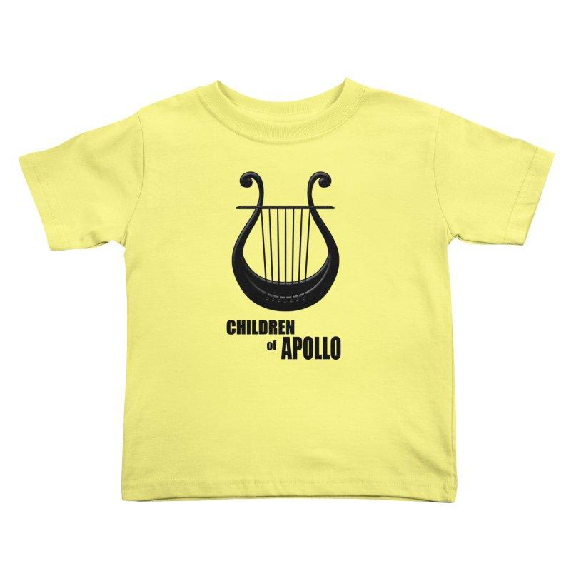 Apollonian Kids Toddler T-Shirt by Wally's Shirt Shop