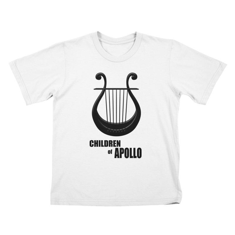 Apollonian Kids T-Shirt by Wally's Shirt Shop