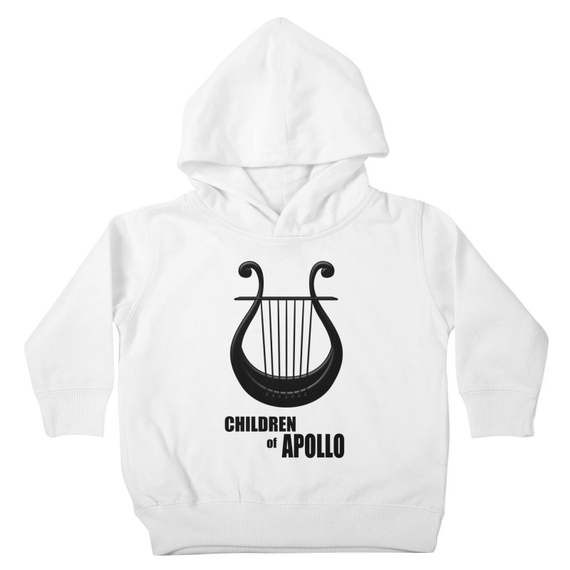 Apollonian Kids Toddler Pullover Hoody by Wally's Shirt Shop