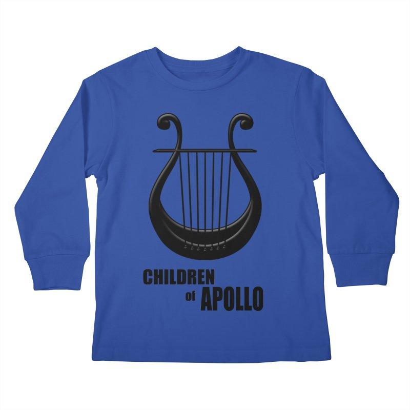 Apollonian Kids Longsleeve T-Shirt by Wally's Shirt Shop