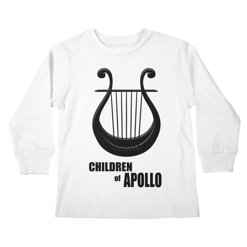 Apollonian Kids Longsleeve T-Shirt by Wally's Shirt Shop
