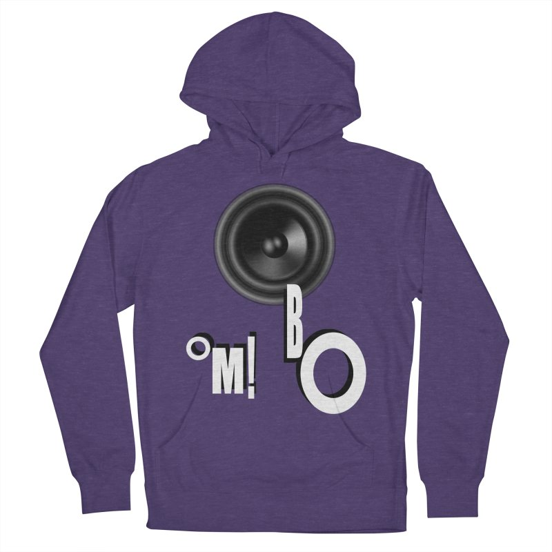 OM!BO Men's Pullover Hoody by Wally's Shirt Shop