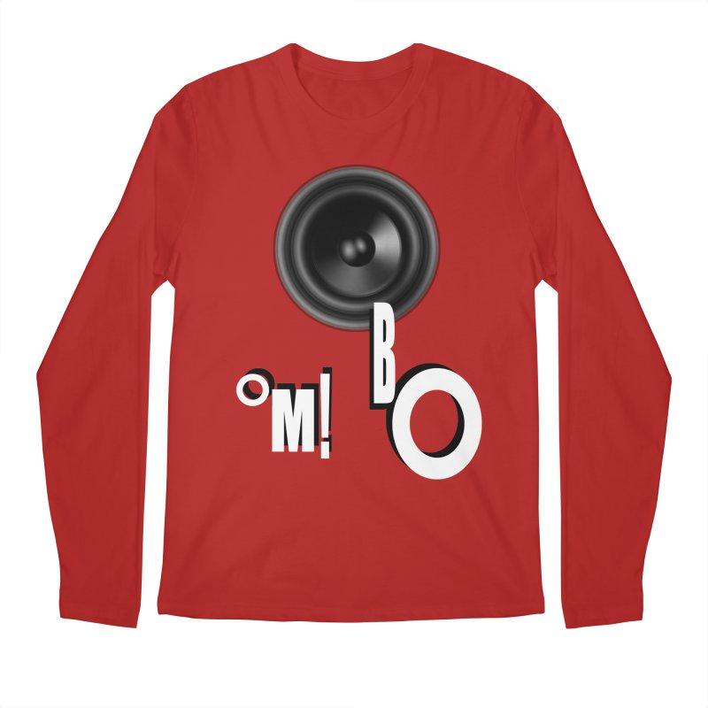 OM!BO Men's Longsleeve T-Shirt by Wally's Shirt Shop