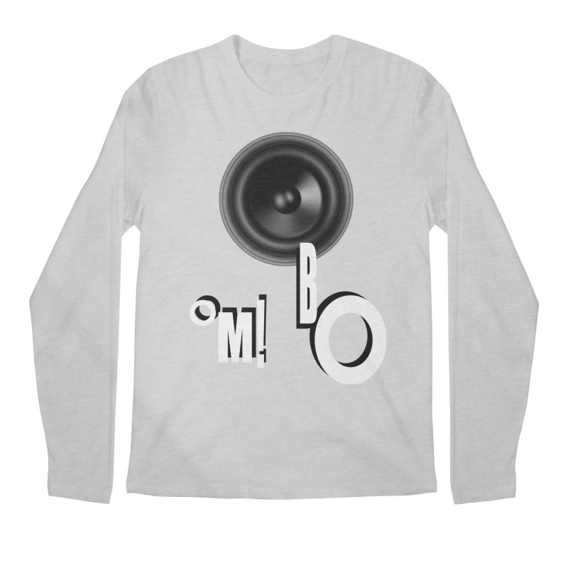 OM!BO Men's Longsleeve T-Shirt by Wally's Shirt Shop