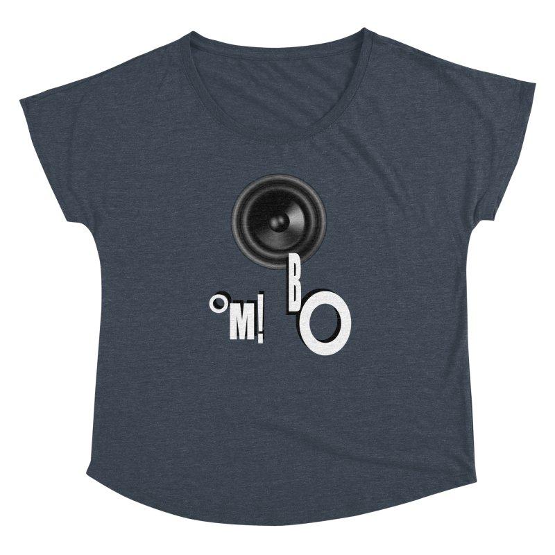 OM!BO Women's Dolman by Wally's Shirt Shop