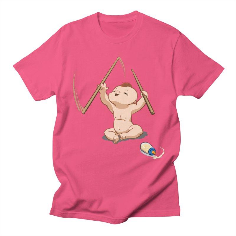 Born Makin' Beats Men's T-Shirt by Wally's Shirt Shop