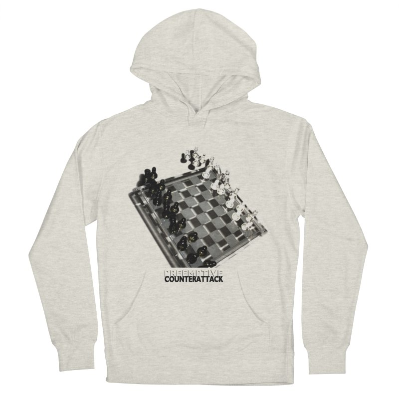 Preemptive Counterattack Women's Pullover Hoody by Wally's Shirt Shop