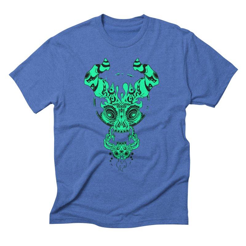 Puerta de la Muerte Men's Triblend T-Shirt by Wally's Shirt Shop