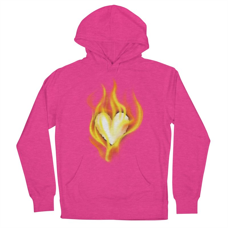 Ignite Women's Pullover Hoody by Wally's Shirt Shop