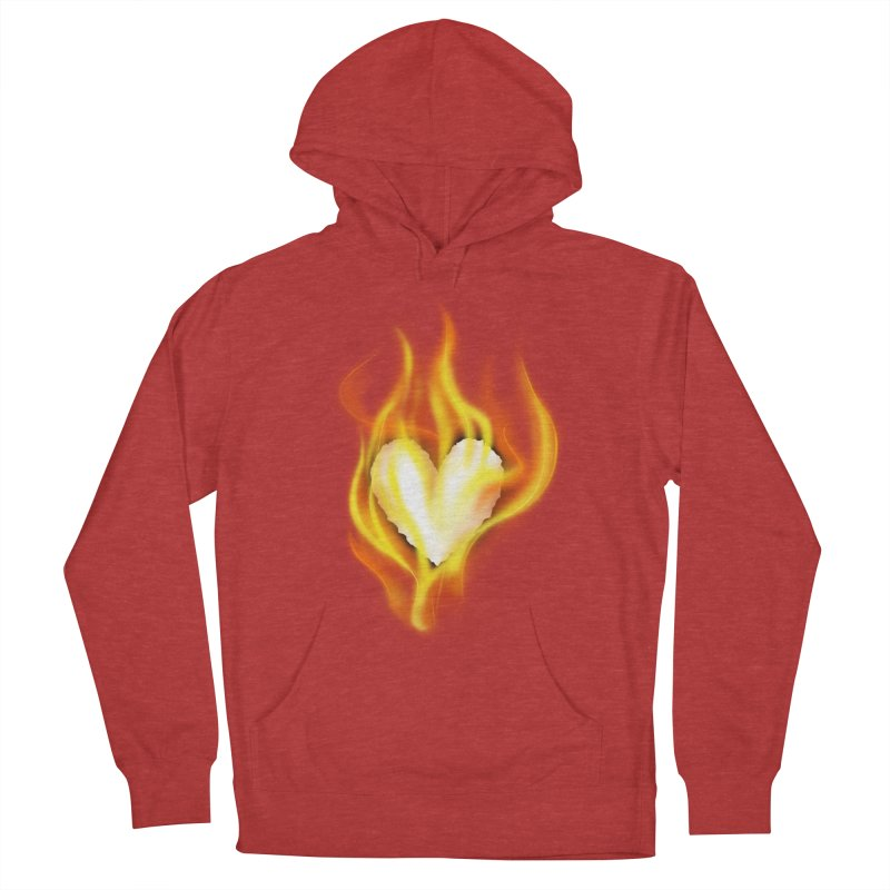 Ignite Men's Pullover Hoody by Wally's Shirt Shop