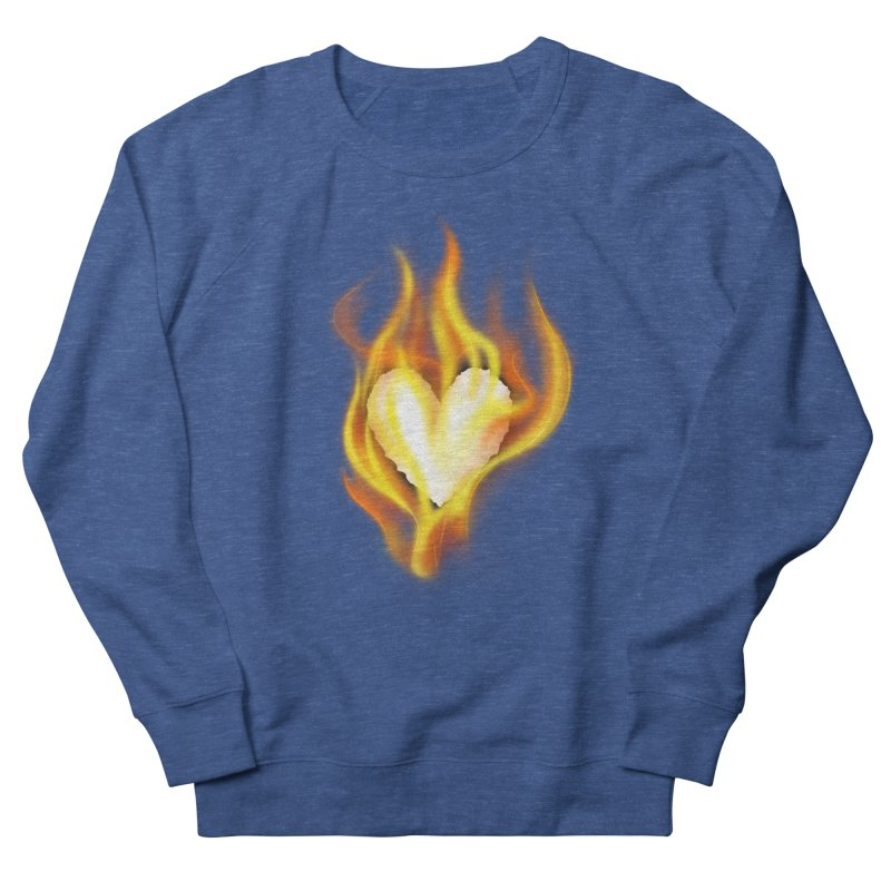 Ignite Women's Sweatshirt by Wally's Shirt Shop