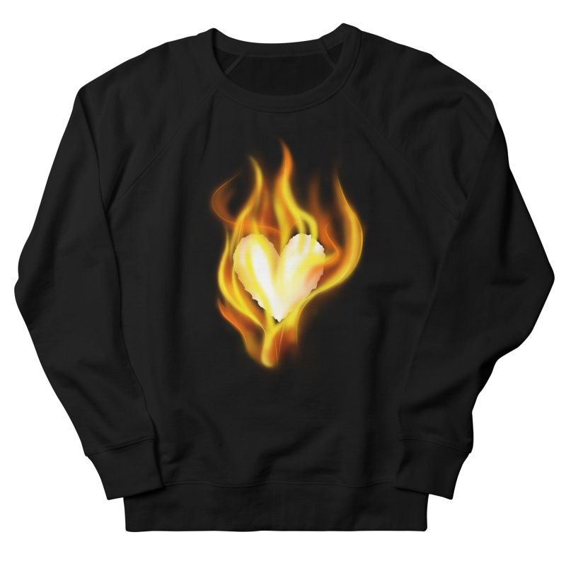 Ignite Men's Sweatshirt by Wally's Shirt Shop