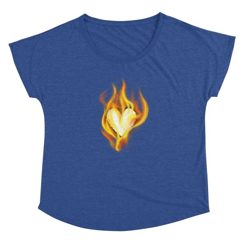 Ignite Women's Dolman by Wally's Shirt Shop