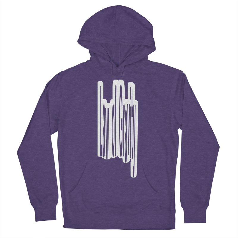 Law Of Gravity Men's Pullover Hoody by Wally's Shirt Shop